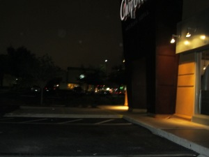 Chipolte side entrance
